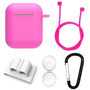 Accessories - ❤️NEW Airpods 5 in 1 Soft Protective Case Set